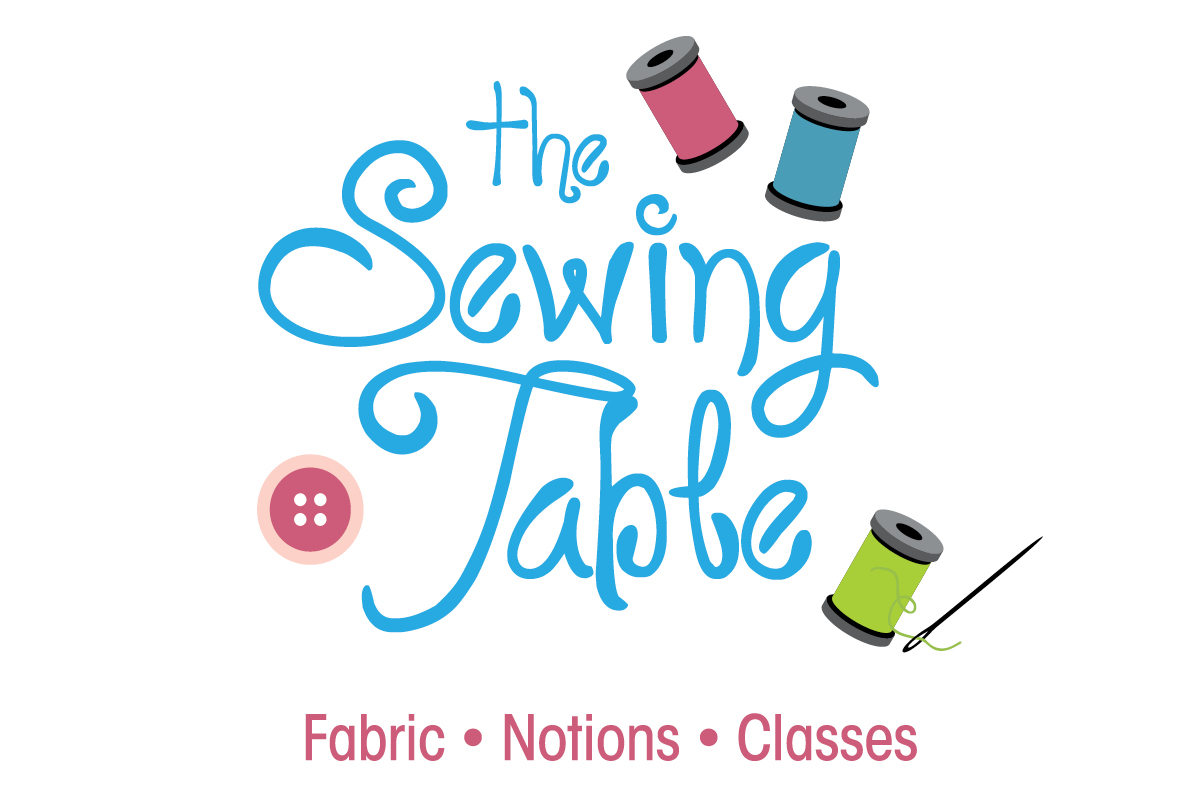 The Sewing Table Logo