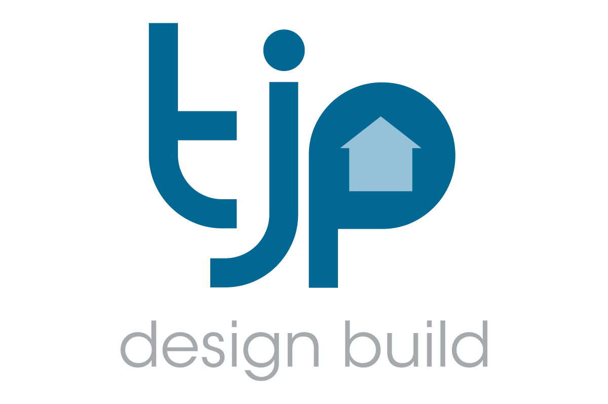 TJP Design Build Logo